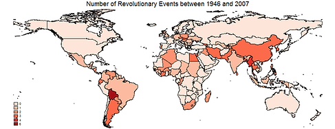 Revolutions | Map | Contagion
