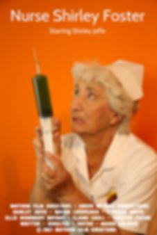 Nurse Shirley Foster | Movie Poster