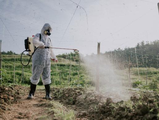 Prohiben el uso de glifosfato para uso en herbicidas en México