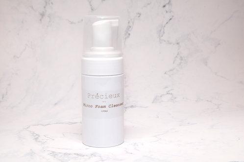 Micro Foam Cleanser 極緻洗臉泡沫