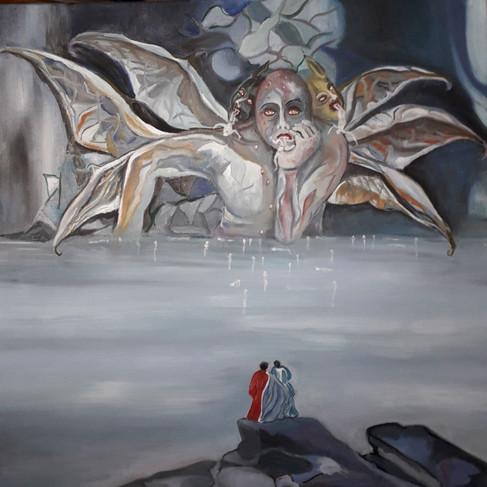 Cantico dell'Inferno di Dante