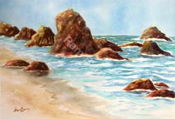 Fortbragg Beach