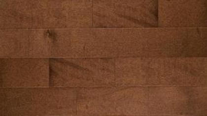 Carob Hard Maple Flooring Ambiance