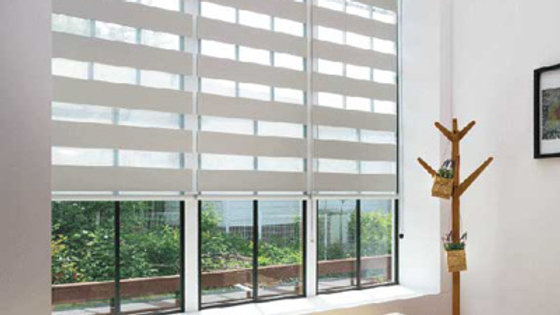 Dual Combi Roller - Shades by Elwin