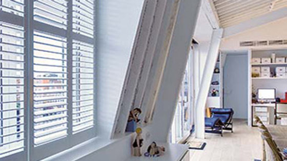 Woodlore - Blinds by Norman Shutters