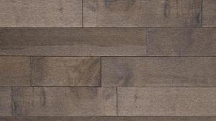 Smoky Grey Hard Maple Flooring Essential
