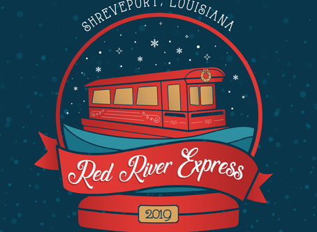 All Aboard the Red River Express! Shreveport's Best Christmas Experience Awaits!