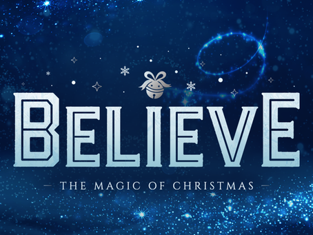 BELIEVE! The Magic of Christmas awaits at the Shreveport Aquarium