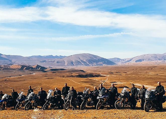 Morokko Motorradtour Motorradreise Motor