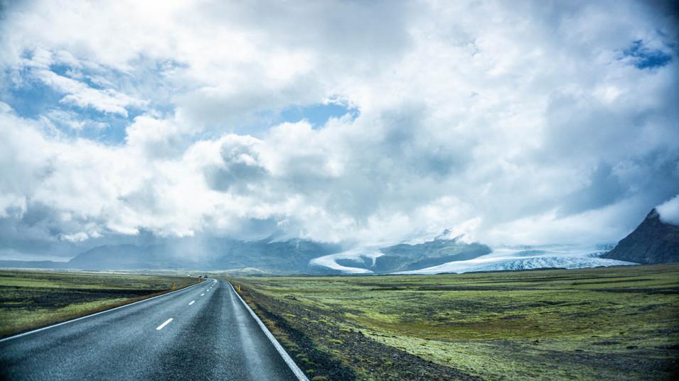 Iceland Island RoadRoom - Motorradtour M