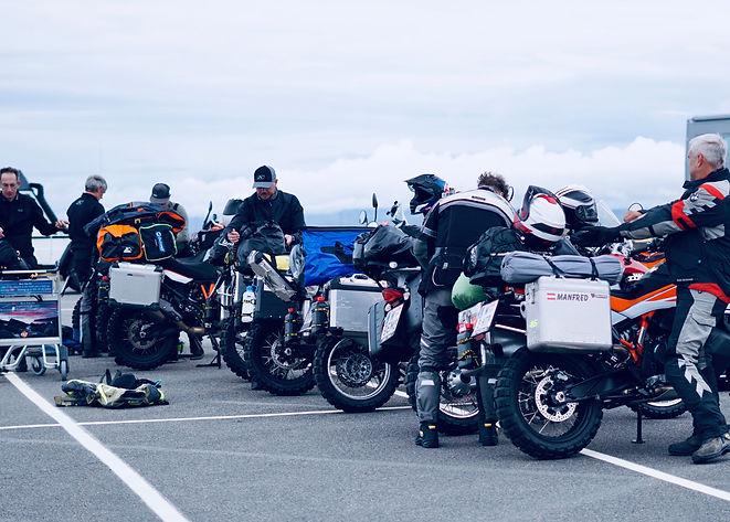 Iceland Island - RoadRoom - Motorradtour