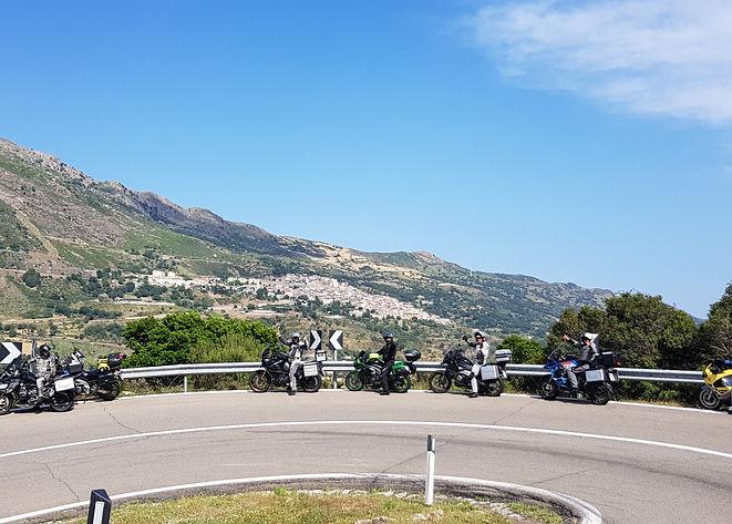 Sardinien RoadRoom - Motorradtour Motorr