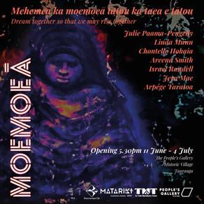 Moemoeā: A Matariki Exhibition