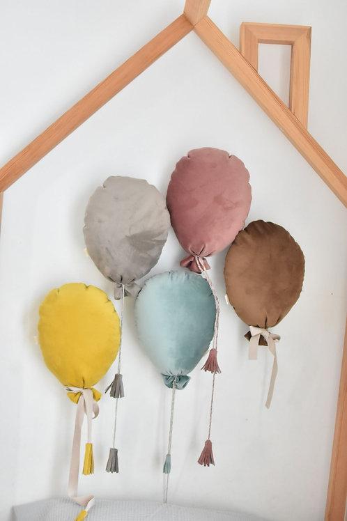 Balloon Velvet - más colores