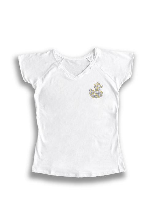 Camiseta mujer pato