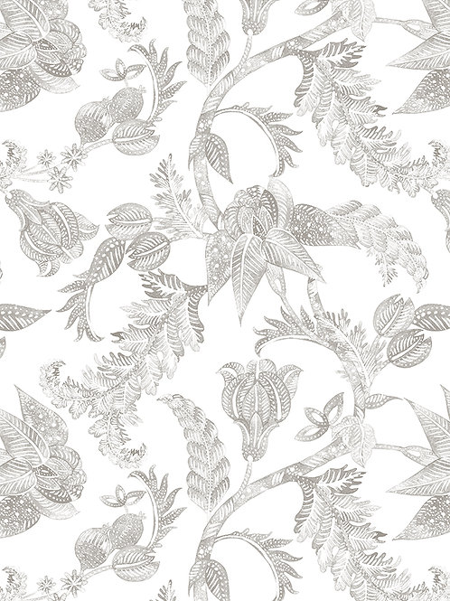 Papel pared Royal Batik Gris