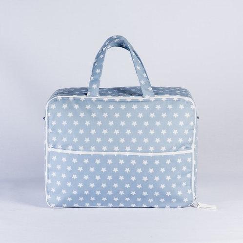 Maleta caja Venus azul