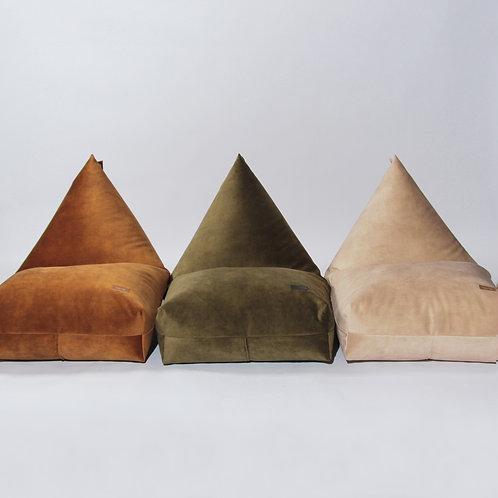 Puff velvet premium - más colores