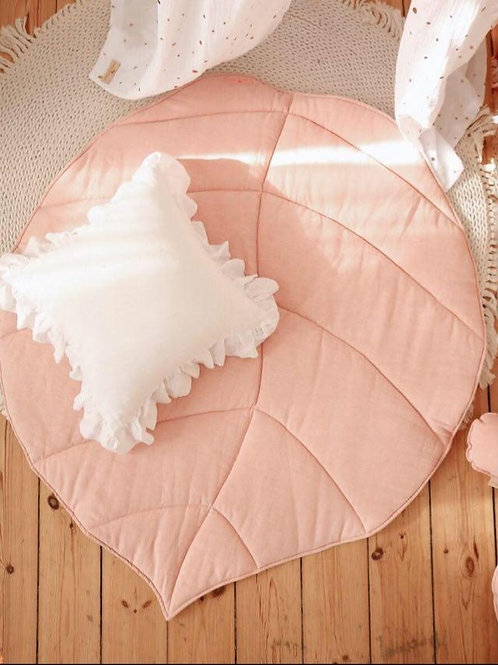 Alfombra / Playmat  Hoja Light pink