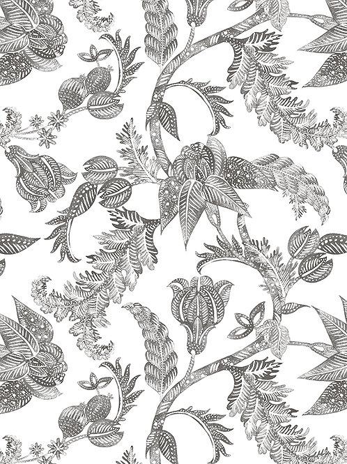 Papel pared Royal Batik Antracita