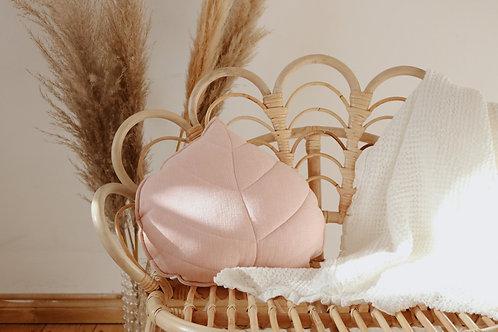Cojín Hoja Light pink