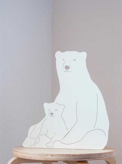 Lámpara osos