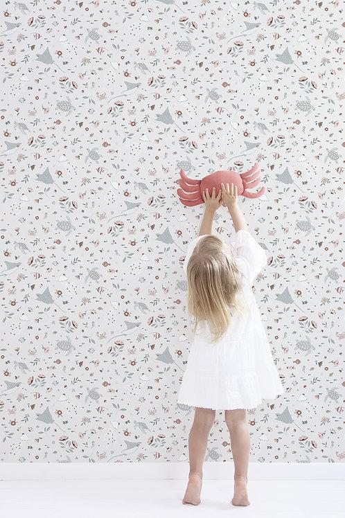 Papel pintado Vida marina