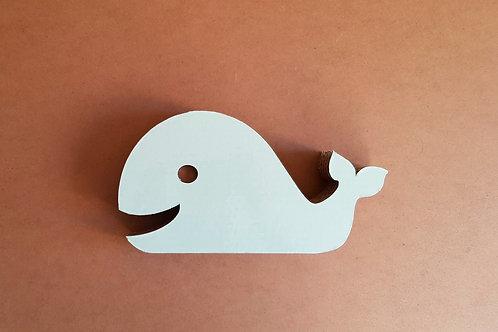 Cartoon light ballena