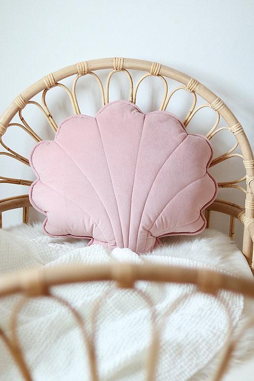 Cojín Concha Soft Pink