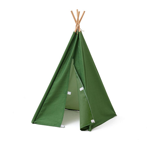 Tipi carpa mini verde