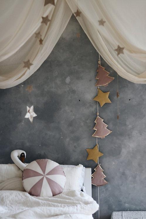 Guirnalda árbol de navidad - Más colores
