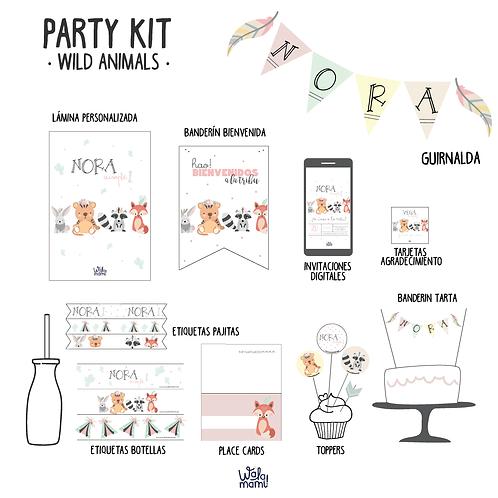 Party kit personalizado
