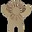 Thumbnail: Colgador león