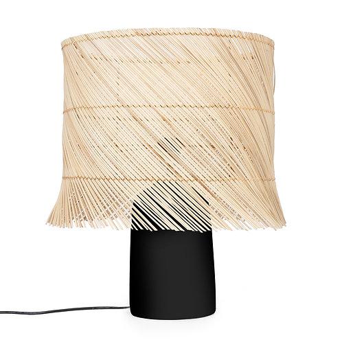 Lámpara de mesa ratán - más colores