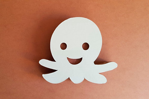 Cartoon light pulpo