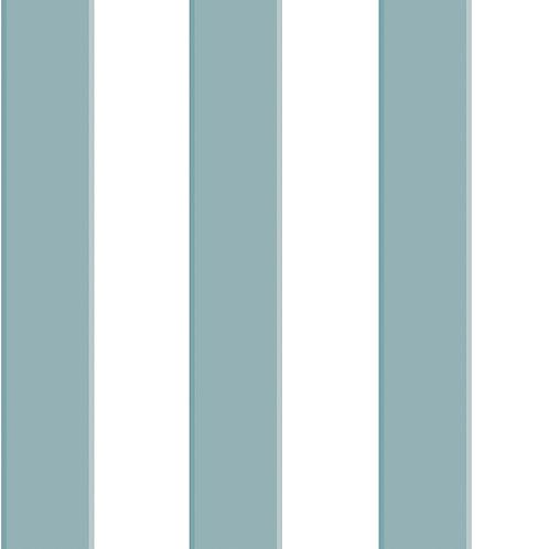 Papel Rayas 3D azul