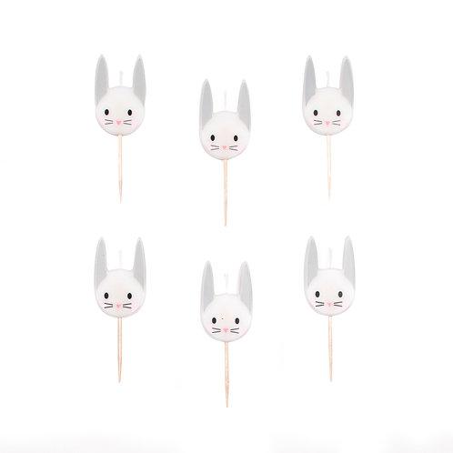 Velas conejo