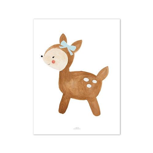 Lámina Bambi