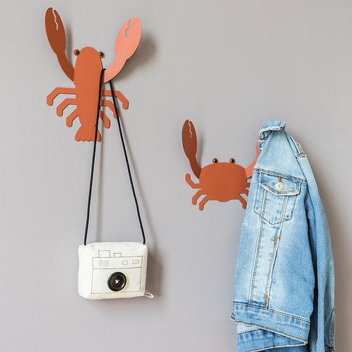 Colgador cangrejo
