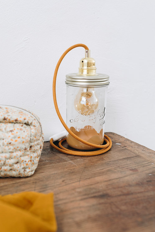 Lámpara de mesa León