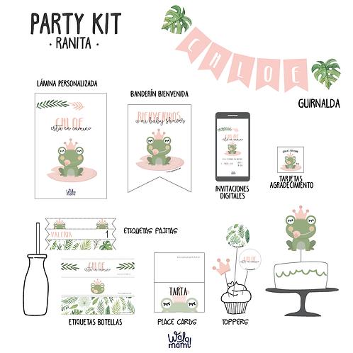 Party kit ranita