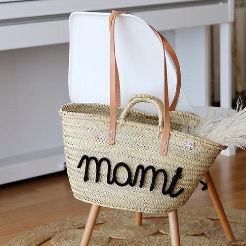 Capazo grande Mami