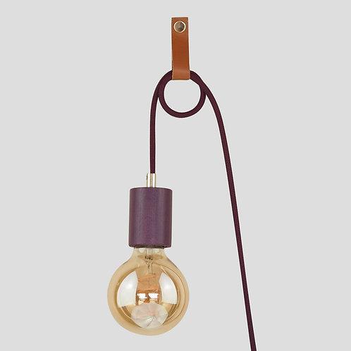 Lámpara creativa Brune