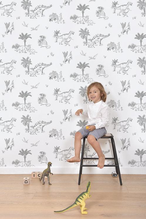Papel pintado Dinosaurios