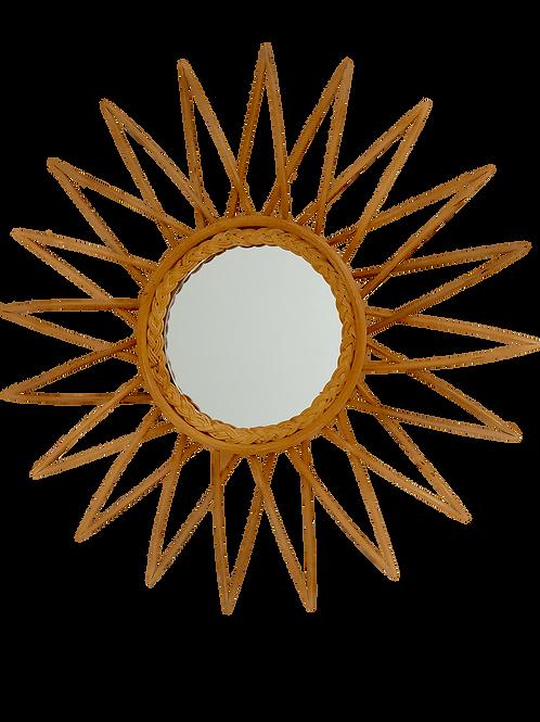 Espejo bambú Margarita
