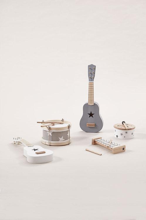 Guitarra star gris
