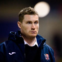 """""""IT IS A MUST WIN GAME"""": MATT TAYLOR ON EXETER'S SATURDAY CLASH WITH NEWPORT"""