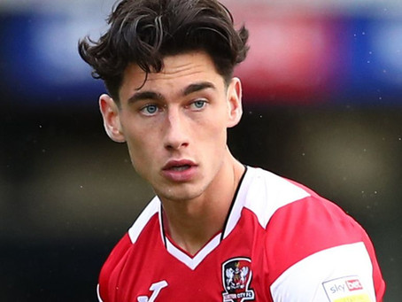 COVID POSITIVE: HOW THE PANDEMIC TURNED THIS EXETER YOUTH FROM A FRINGE PLAYER TO A BREAKOUT STAR