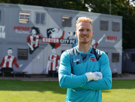 DAWSON SIGNS: EVERYTHING YOU NEED TO KNOW ABOUT EXETER CITY'S NEW GOALKEEPER