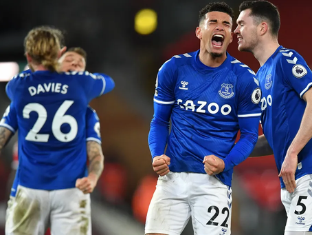 ANCELOTTI ANALYSIS: THIS IS HOW EVERTON BEAT LIVERPOOL FOR THE FIRST TIME THIS CENTURY